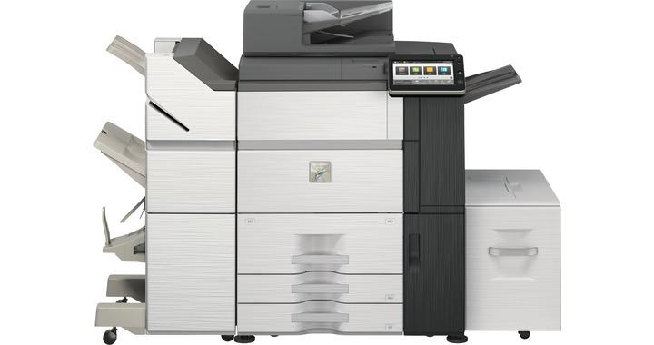 autres photocopieur de la gamme SHARP