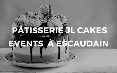 Pâtisserie JL Cakes à Escaudain