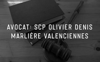 Cabinet de l'avocat maître Mathieu à Valenciennes